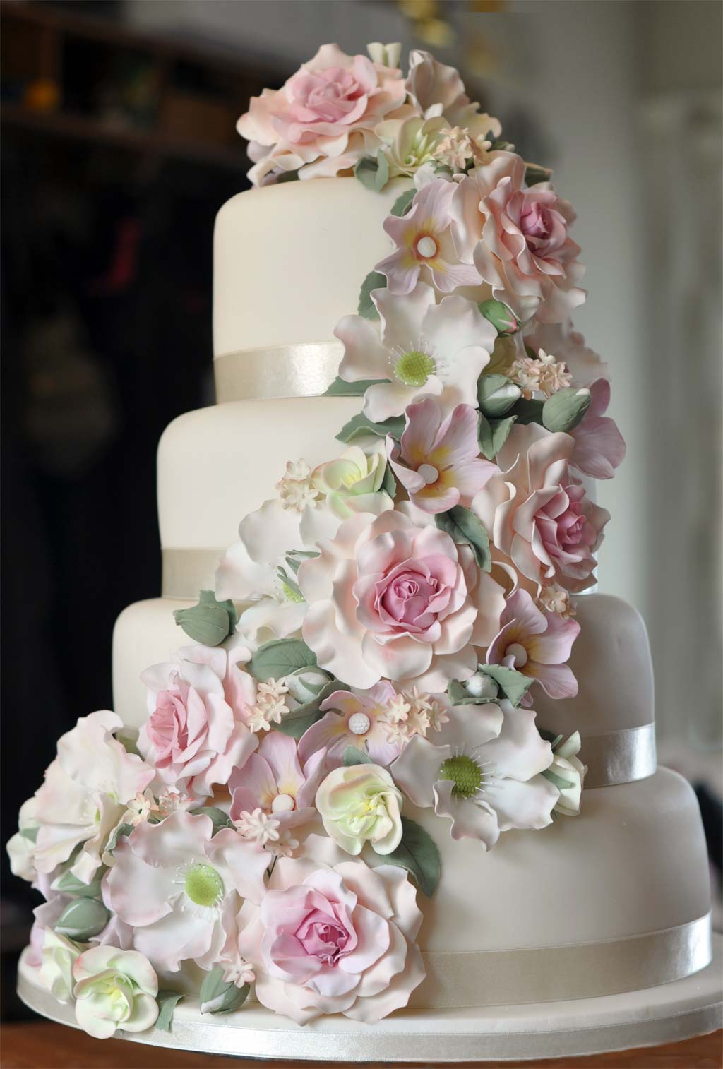 Wedding Cakes Sarah Hardy