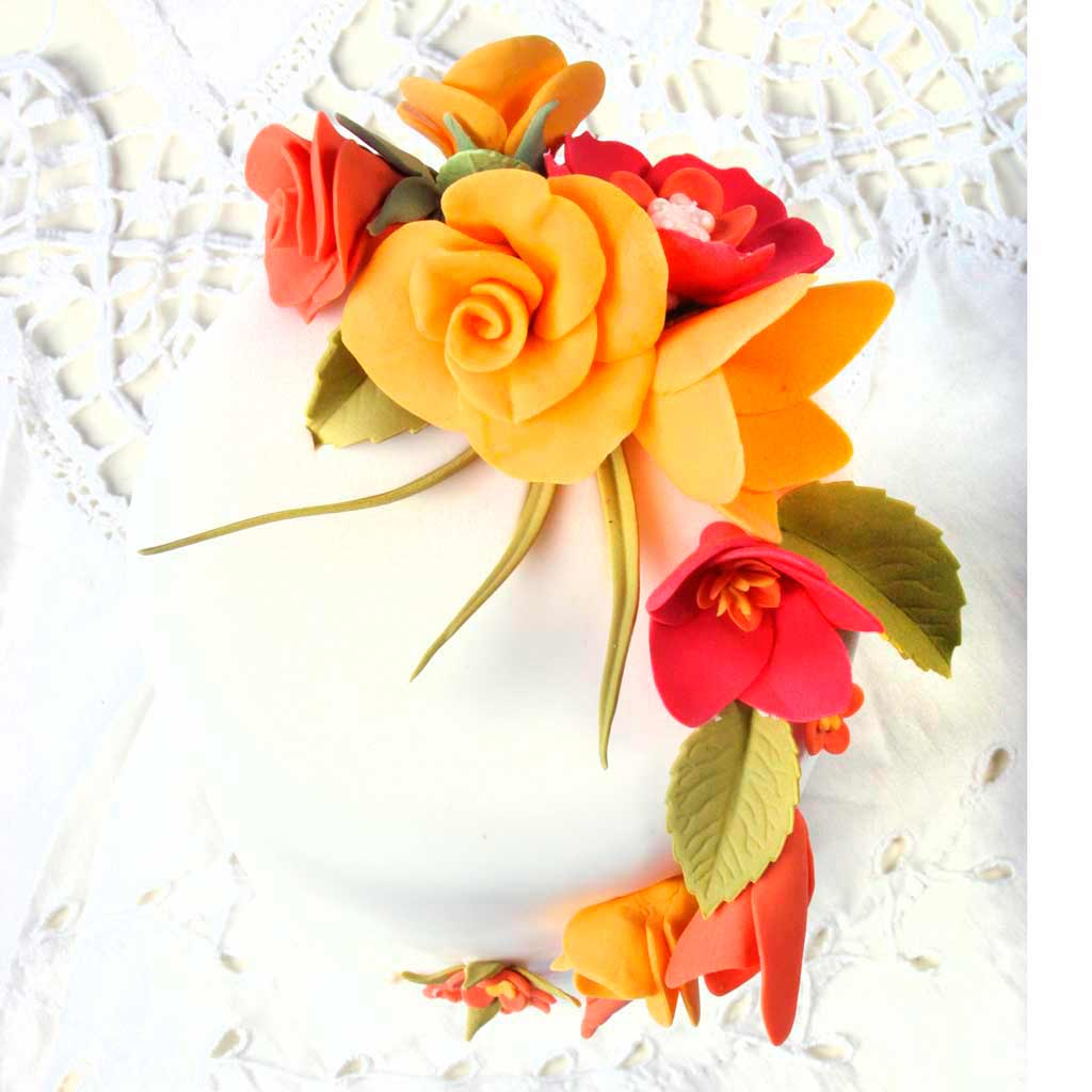 Tue 22nd March Beginners Sugar Craft Flowers Class | Sarah Hardy